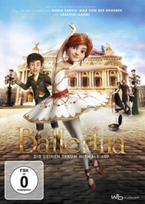 Ballerina Gib Deinen Traum niemals auf DVD | Weltbild.at