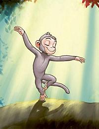 Ballerina Monkey - Produktdetailbild 2