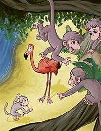 Ballerina Monkey - Produktdetailbild 3