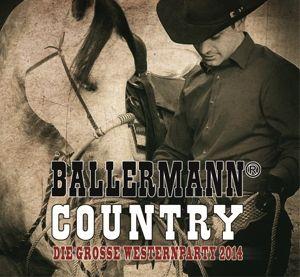 Ballermann Country-Die Große Western Party 2014, Various