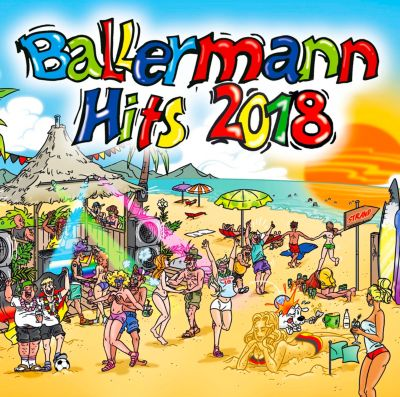 Ballermann Hits 2018 (2 CDs), Various