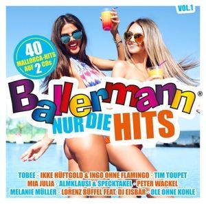 Ballermann - Nur die Hits Vol. 1, Diverse Interpreten