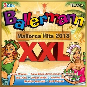 Ballermann Xxl-Mallorca Hits 2018, Diverse Interpreten
