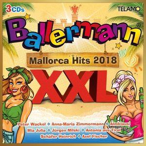 Ballermann Xxl-Mallorca Hits 2018, Diverse Interpreten