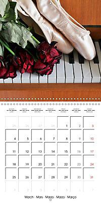 BALLET (Wall Calendar 2019 300 × 300 mm Square) - Produktdetailbild 3