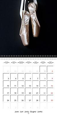 BALLET (Wall Calendar 2019 300 × 300 mm Square) - Produktdetailbild 6