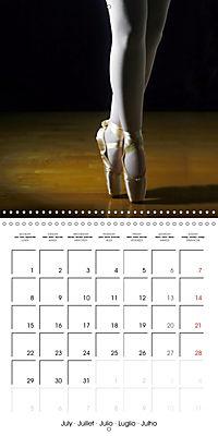 BALLET (Wall Calendar 2019 300 × 300 mm Square) - Produktdetailbild 7