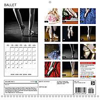 BALLET (Wall Calendar 2019 300 × 300 mm Square) - Produktdetailbild 13