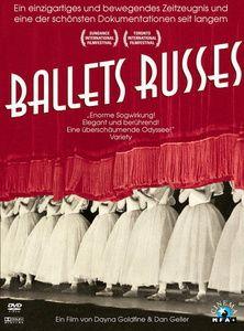 Ballets Russes, DVD, Daniel Geller, Dayna Goldfine, Celeste Schaefer Snyder, Gary Weimberg