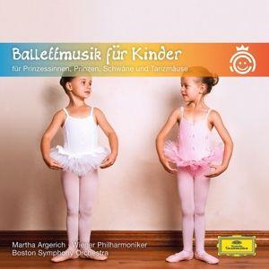 Ballettmusik für Kinder, Levine, N. Järvi, Wp, Bso, Amf