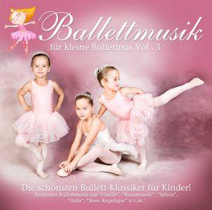 Ballettmusik Für Kleine Baller, Diverse Interpreten
