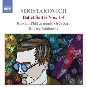 Ballettsuiten 1-4, Dmitry Yablonsky, Russ.PO