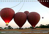 Ballons über Bagan (Tischkalender 2019 DIN A5 quer) - Produktdetailbild 1