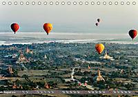 Ballons über Bagan (Tischkalender 2019 DIN A5 quer) - Produktdetailbild 8