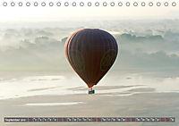 Ballons über Bagan (Tischkalender 2019 DIN A5 quer) - Produktdetailbild 9