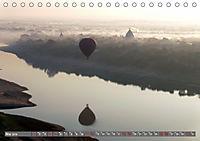 Ballons über Bagan (Tischkalender 2019 DIN A5 quer) - Produktdetailbild 5