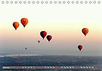 Ballons über Bagan (Tischkalender 2019 DIN A5 quer) - Produktdetailbild 6
