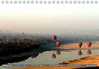 Ballons über Bagan (Tischkalender 2019 DIN A5 quer) - Produktdetailbild 10