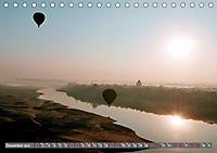 Ballons über Bagan (Tischkalender 2019 DIN A5 quer) - Produktdetailbild 12