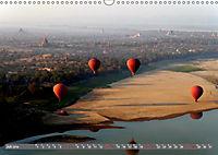 Ballons über Bagan (Wandkalender 2019 DIN A3 quer) - Produktdetailbild 7