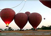Ballons über Bagan (Wandkalender 2019 DIN A3 quer) - Produktdetailbild 1