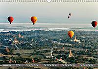 Ballons über Bagan (Wandkalender 2019 DIN A3 quer) - Produktdetailbild 8