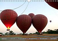 Ballons über Bagan (Wandkalender 2019 DIN A4 quer) - Produktdetailbild 1