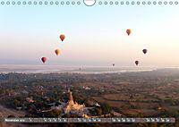 Ballons über Bagan (Wandkalender 2019 DIN A4 quer) - Produktdetailbild 11