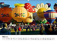 Balloon Fiesta New Mexico (Wandkalender 2019 DIN A2 quer) - Produktdetailbild 3