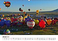Balloon Fiesta New Mexico (Wandkalender 2019 DIN A2 quer) - Produktdetailbild 1