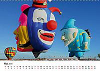 Balloon Fiesta New Mexico (Wandkalender 2019 DIN A2 quer) - Produktdetailbild 5