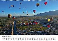 Balloon Fiesta New Mexico (Wandkalender 2019 DIN A2 quer) - Produktdetailbild 12