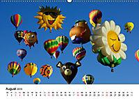 Balloon Fiesta New Mexico (Wandkalender 2019 DIN A2 quer) - Produktdetailbild 8
