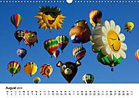 Balloon Fiesta New Mexico (Wandkalender 2019 DIN A3 quer) - Produktdetailbild 8