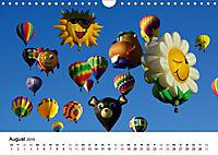 Balloon Fiesta New Mexico (Wandkalender 2019 DIN A4 quer) - Produktdetailbild 8