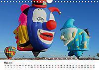 Balloon Fiesta New Mexico (Wandkalender 2019 DIN A4 quer) - Produktdetailbild 5
