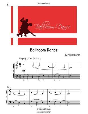 Ballroom Dance, Michelle Ayler