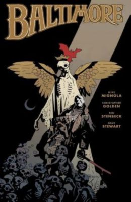 Baltimore - Mike Mignola |