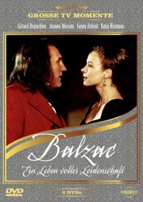 Balzac - Ein Leben voller Leidenschaft, Didier Decoin