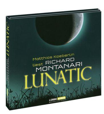 Balzano & Byrne Band 3: Lunatic (5 Audio-CDs), Richard Montanari