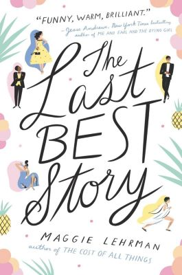 Balzer + Bray: The Last Best Story, Maggie Lehrman