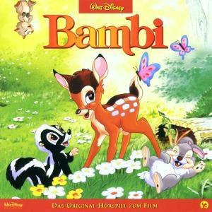 Bambi, 1 Audio-CD, Walt Disney