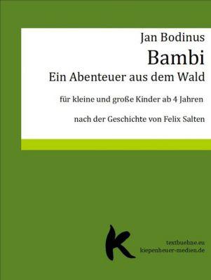 Bambi, Felix Salten, Jan Bodinus