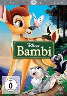 Bambi - Diamond Edition, Felix Salten