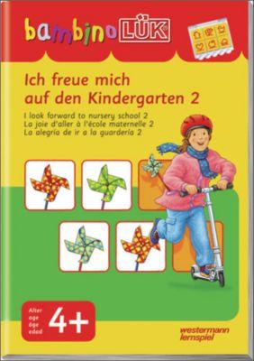 bambinoLÜK - Ich freue mich auf den Kindergarten
