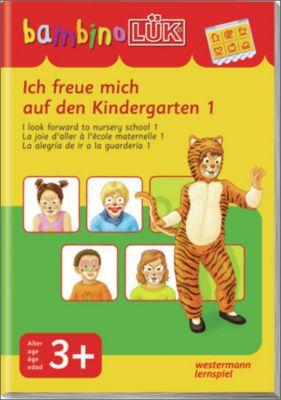 bambinoLÜK: Ich freue mich auf den Kindergarten