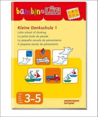 bambinoLÜK: Kleine Denkschule, Michael Junga