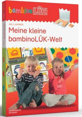 bambinoLÜK, m. bambinoLÜK-Lösungsgerät: .2 Meine kleine bambino-LÜK-Welt, Set