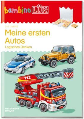 bambinoLÜK-Übungshefte: .150 Meine ersten Autos: Logisches Denken