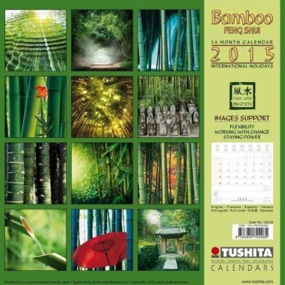 bamboo feng shui 2015 kalender bei bestellen. Black Bedroom Furniture Sets. Home Design Ideas